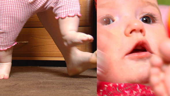 Little Baby VideoHive Stock Footage  Kids 3771629