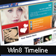 FB Win8 Timeline Cover - GraphicRiver Item for Sale