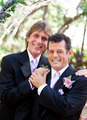 Handsome Gay Couple on Wedding Day - PhotoDune Item for Sale