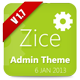 Zice Admin Colorful Admin Templates - ThemeForest Item for Sale