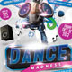 Dance Madness Flyer - GraphicRiver Item for Sale