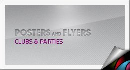 Flyers & Posters | Clubs & Parties