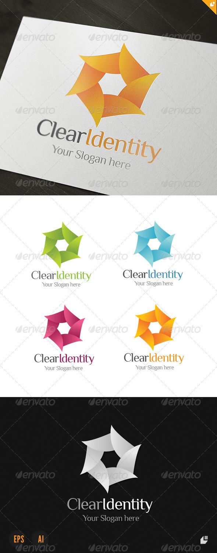 Clear Identity Logo