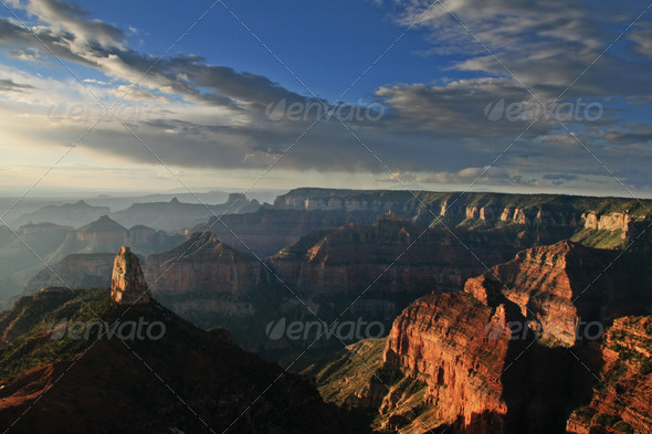 Point Imperial - Stock Photo - Images
