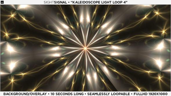 Kaleidoscope Light Loop 4