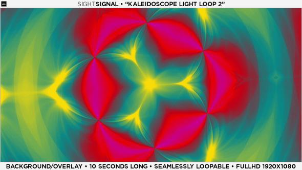 Kaleidoscope Light Loop 2