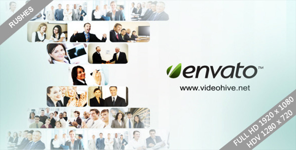 Multi Video & Multi Image Logo Display