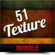 Mega Texture Bundle (a set of 51) - GraphicRiver Item for Sale