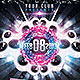 Supernatural Beats Party Flyer - GraphicRiver Item for Sale