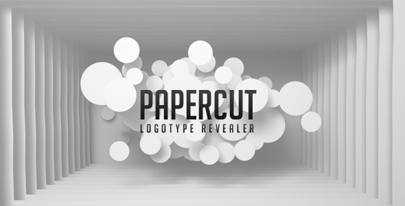 After Effects Project - VideoHive Papercut 406836