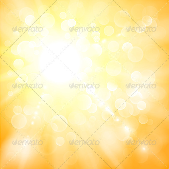 GraphicRiver Sunshine Background 3777463