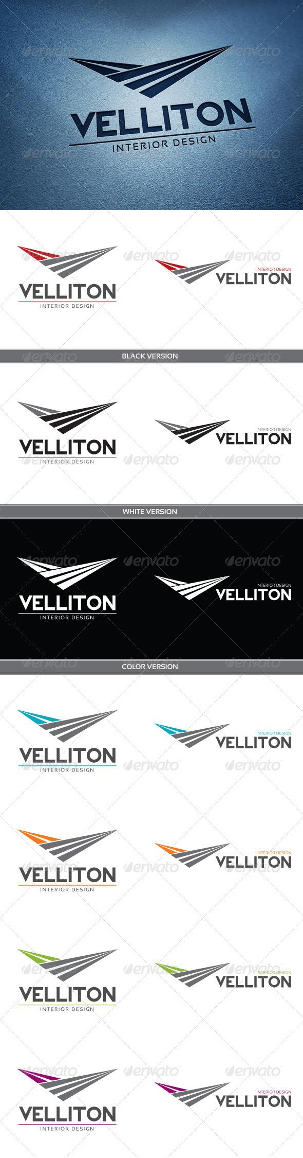 GraphicRiver Velliton Logo 3777465