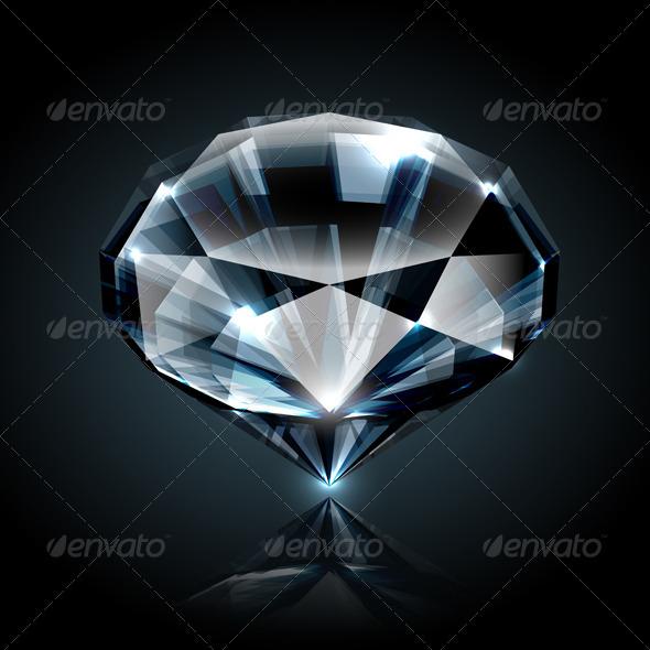 GraphicRiver Dark Diamond 3777466