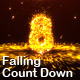 Falling Count Down - VideoHive Item for Sale
