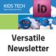 Versatile Tech Newsletter - GraphicRiver Item for Sale