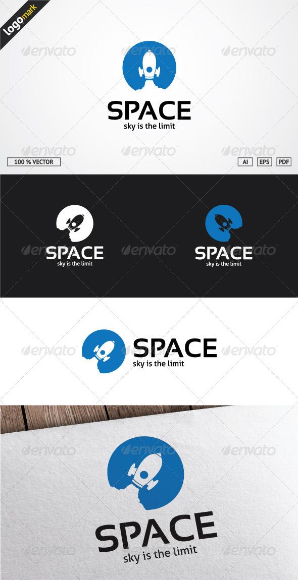 GraphicRiver Space Logo 3778177