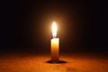 Burning Candle - PhotoDune Item for Sale