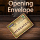 Opening Envelope - ActiveDen Item for Sale