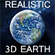Realistic 3D Earth Spin - ActiveDen Item for Sale