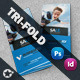 Sport Template Business Tri-Fold - GraphicRiver Item for Sale