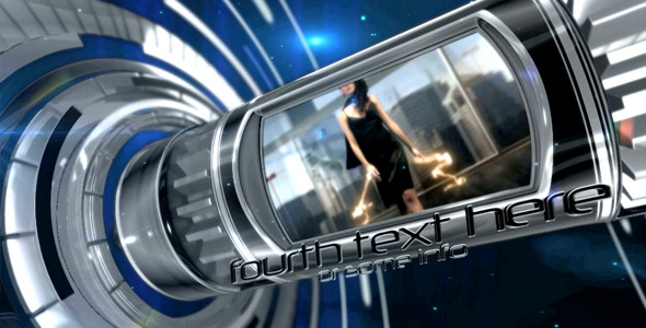 After Effects Project - VideoHive Hybrid 407550
