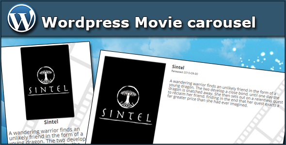 Wordpress Movie Widget - CodeCanyon Item for Sale