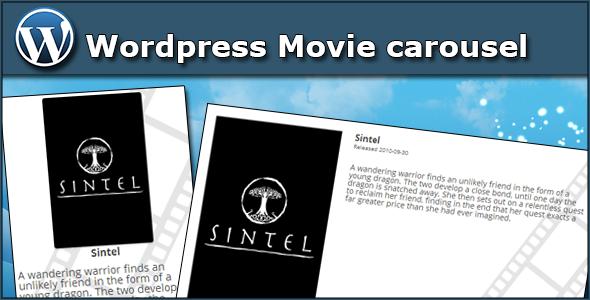 CodeCanyon Wordpress Movie Widget 3708813
