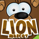 Lion Mascot - Set 1 - GraphicRiver Item for Sale