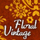Download Vector Flower Vintage Pattern