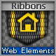 http://graphicriver.net/item/fubric-ribbons-for-web/407897?WT.ac=portfolio&WT.seg_1=portfolio&WT.z_author=2_fingers