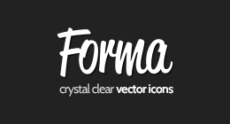 Forma icons