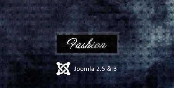 ThemeForest Fashion Premium Responsive Portfolio Joomla 3728886