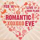 Retro Valentines Party