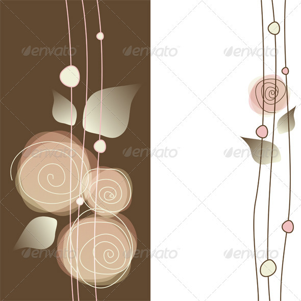 GraphicRiver Roses 3789517