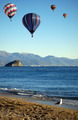 Hot-air Balloons over the sea - PhotoDune Item for Sale