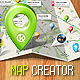 Map Creator - Action - GraphicRiver Item for Sale