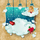 Cupid and clouds hung - GraphicRiver Item for Sale