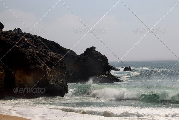 PhotoDune Nazare Portugal 3794680