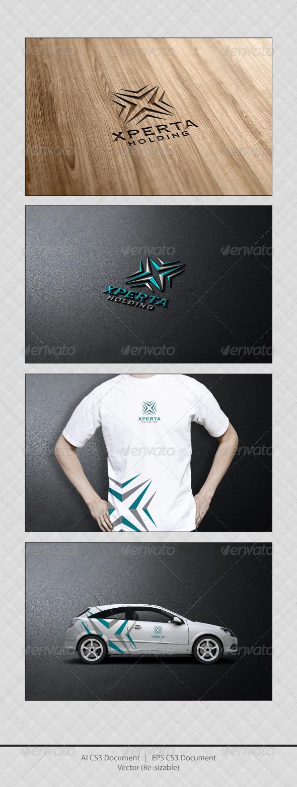 GraphicRiver Xperta Logo Templates 3716200