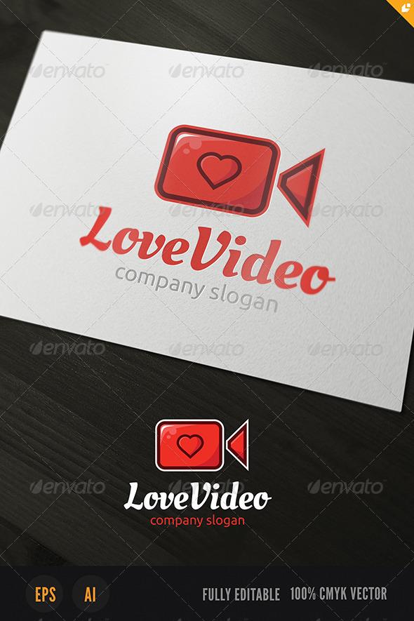 GraphicRiver Love Video Logo 3791881