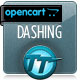 Dashing OpenCart