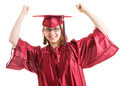 Successful Graduate Celebrates - PhotoDune Item for Sale