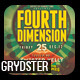 Fourth Dimension Flyer - Poster - GraphicRiver Item for Sale