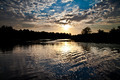 sunset river - PhotoDune Item for Sale