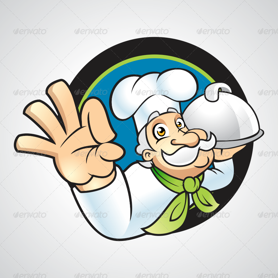 Mr Chef Logo By Herulogo Graphicriver