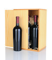 Gift Box of Red Wine Bottles - PhotoDune Item for Sale