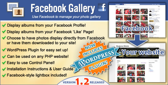CodeCanyon Facebook Gallery 398399