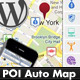 Point Of Interest (POI) Auto Map For Wordpress - CodeCanyon Item for Sale