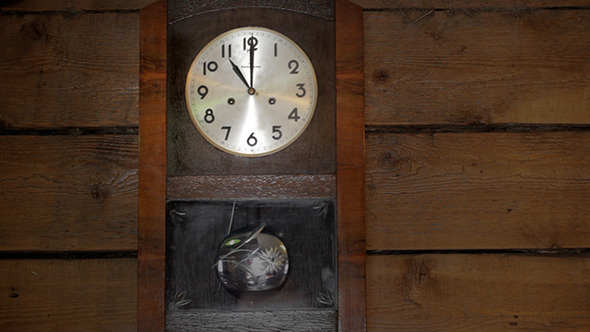 The Clock Is Striking Eleven