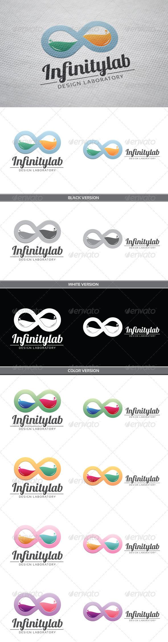 GraphicRiver Infinitylab Logo 3728531